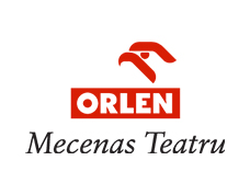 Logo Mecenasa Teatru - Orlen